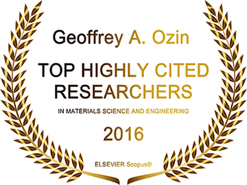 Top Highly Cited in 2016